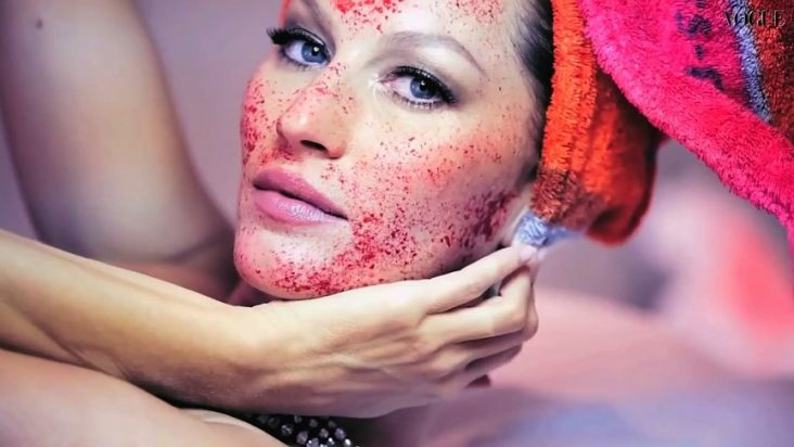 Bilde av Giselle Bundchen for Vogue