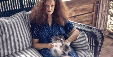 Grace Coddington får sitt eget tv-show