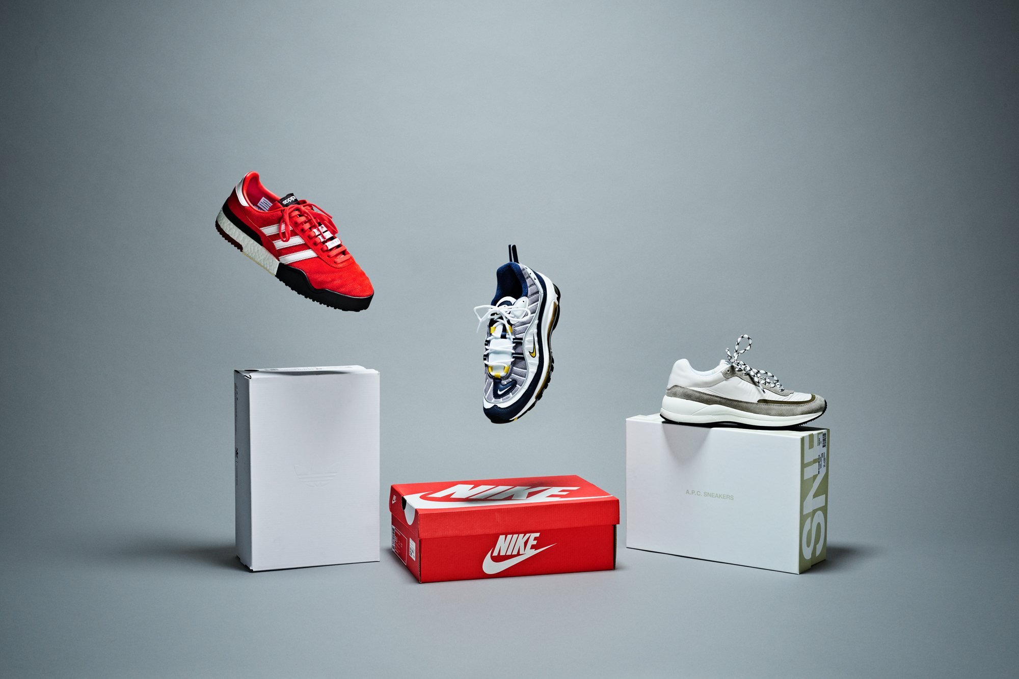 Adidas-AW-Bball-Soccer-Nike-Air-Max-98-APC-Running-Shoe-Oslo