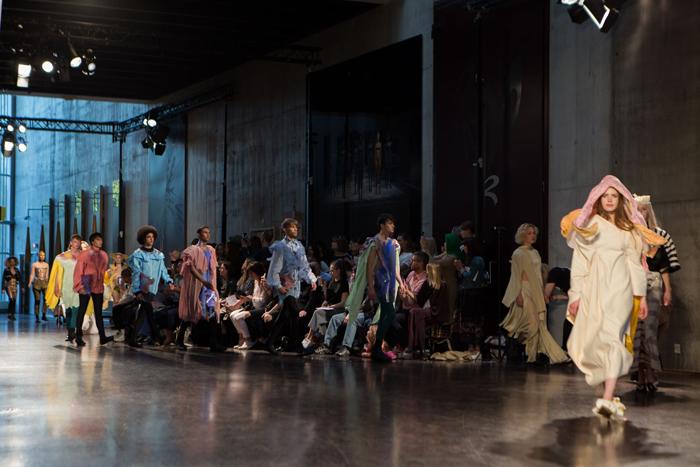 Avgangsvisning kles- og kostymedesign Kunsthøgskolen i Oslo