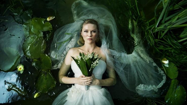 Bilde fra filmen Melancholia