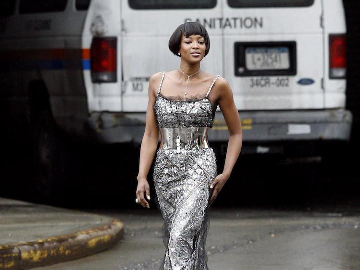 Naomi Campbell hinter om at hun trekker seg som modell