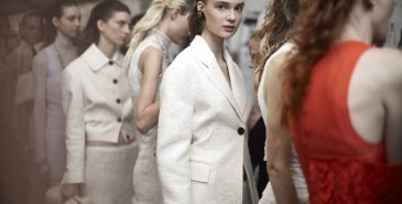 Proenza Scouler backstage