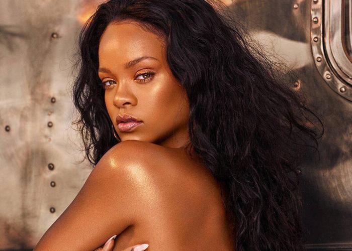 Rihanna vil ta body glitter tilbake, men forskerne vil forby det
