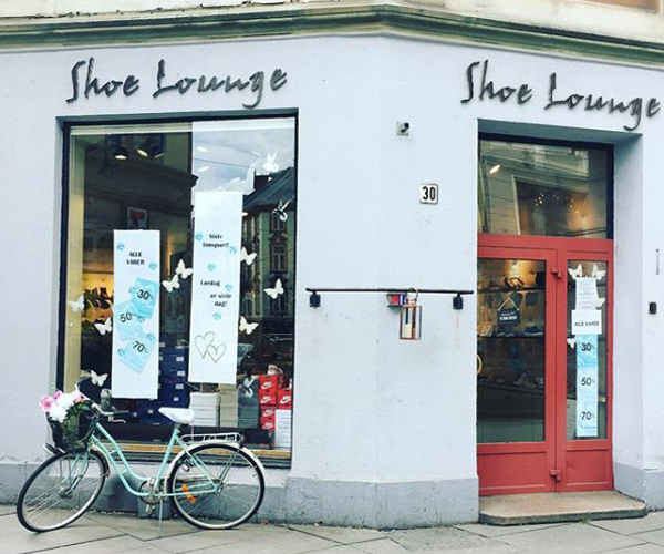 Shoe Lounge er konkurs