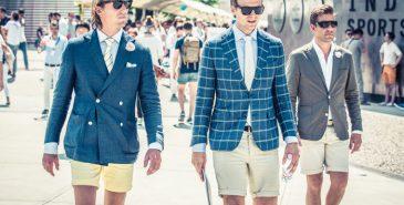 shorts i sommervarmen - er det ok på kontoret?
