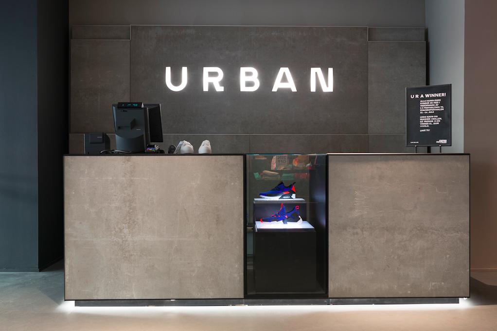 Urban åpner ny butikk i Bogstadveien