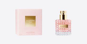Valentino parfyme. bilderettighet: Valentino