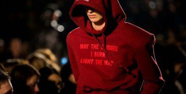Vetements trekker seg fra men's fashion week igjen