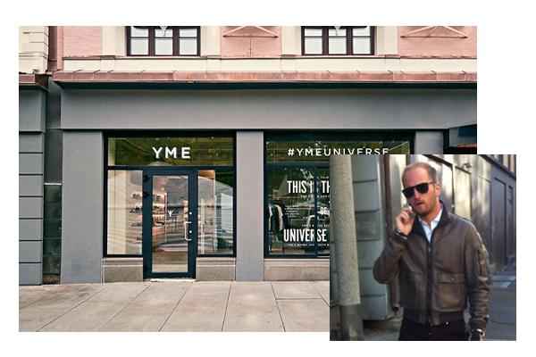YME Universe og Richard Scharnke mote-Norges mektigste 2018