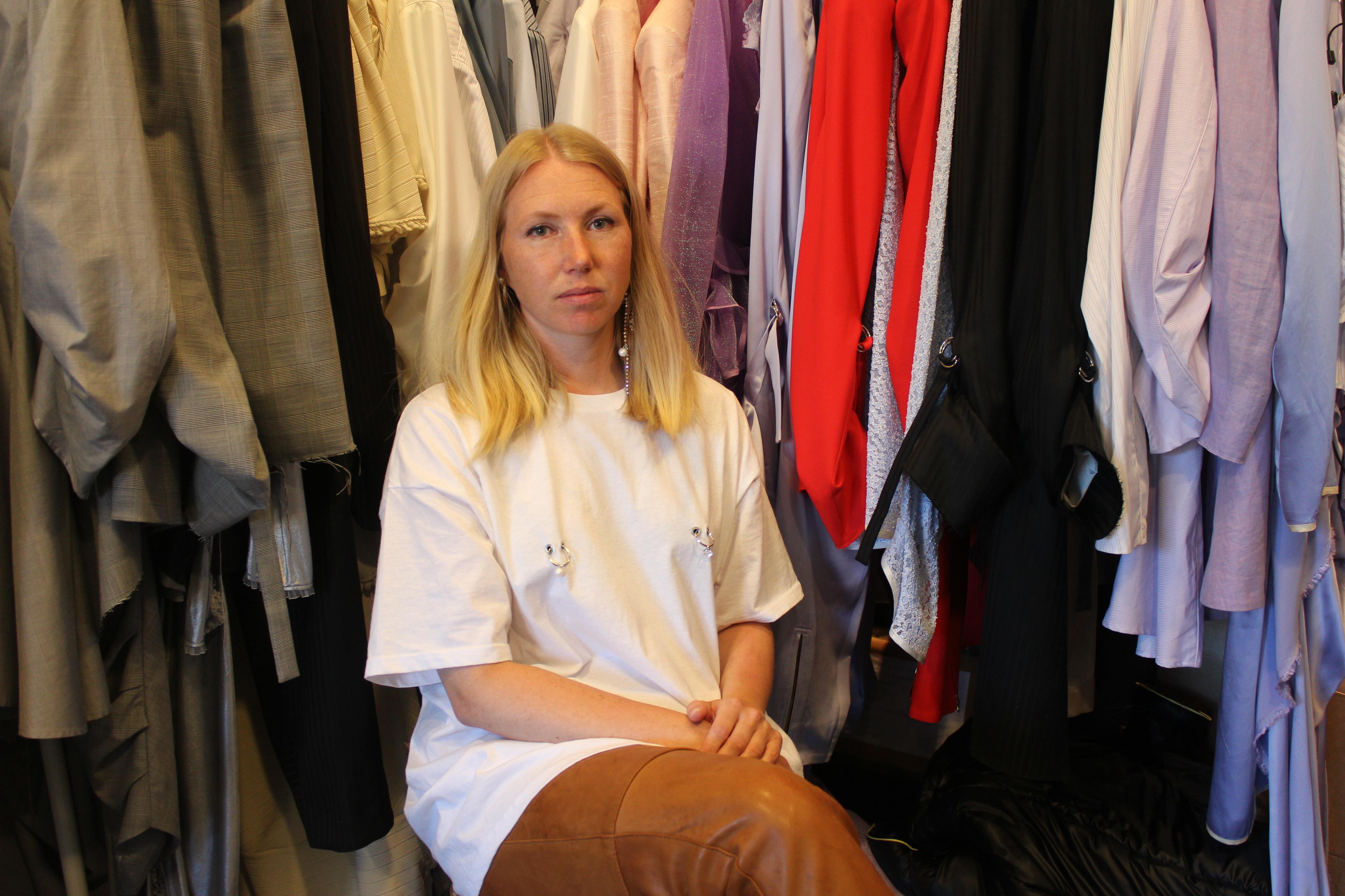 Anne Karine Thorbjørnsen. Foto: Camilla Christensen