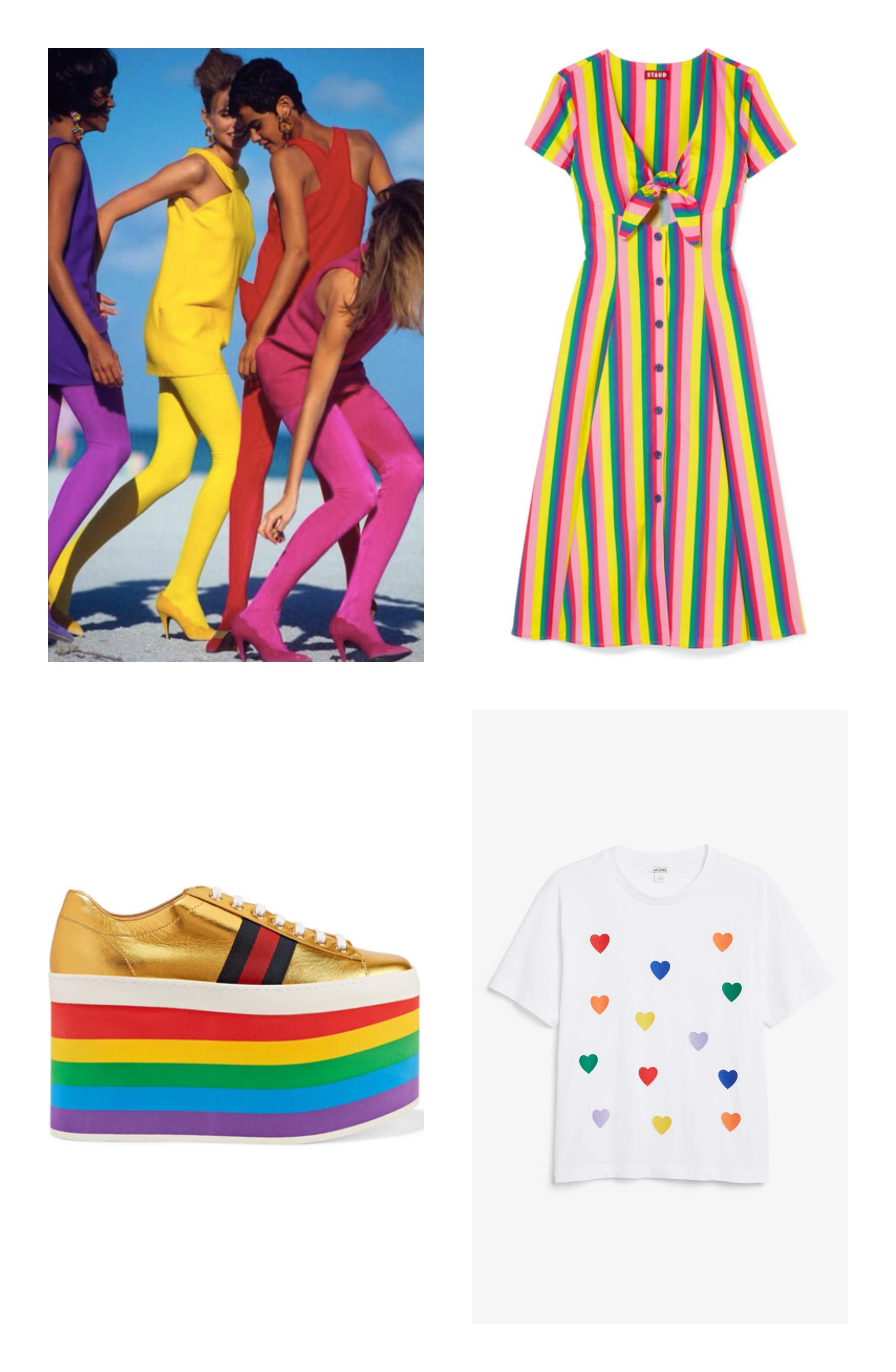 M&H toppliste: Klær og stæsj til Pride parade Melk & Honning