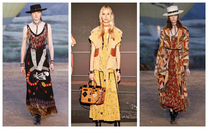 Resort-trender hos Dior og Coach