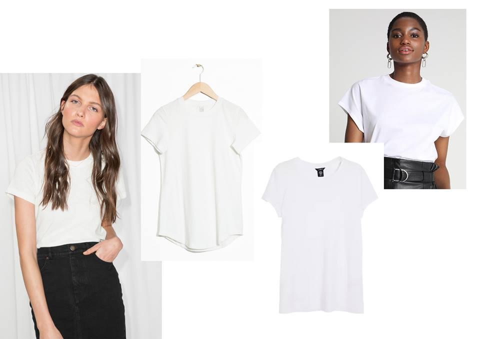 budsjett t-skjorte