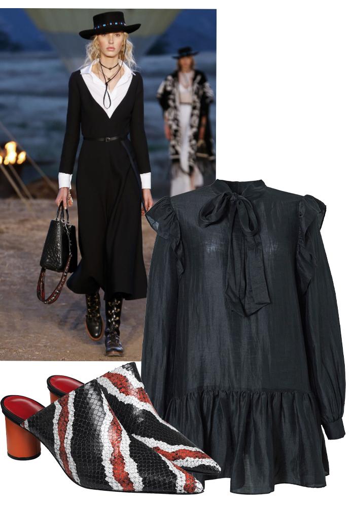 Resort-trender hos Dior