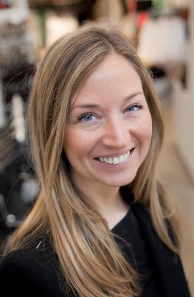 Kristin Fjeld er kommunikasjonsansvarlig i H&M Norge.