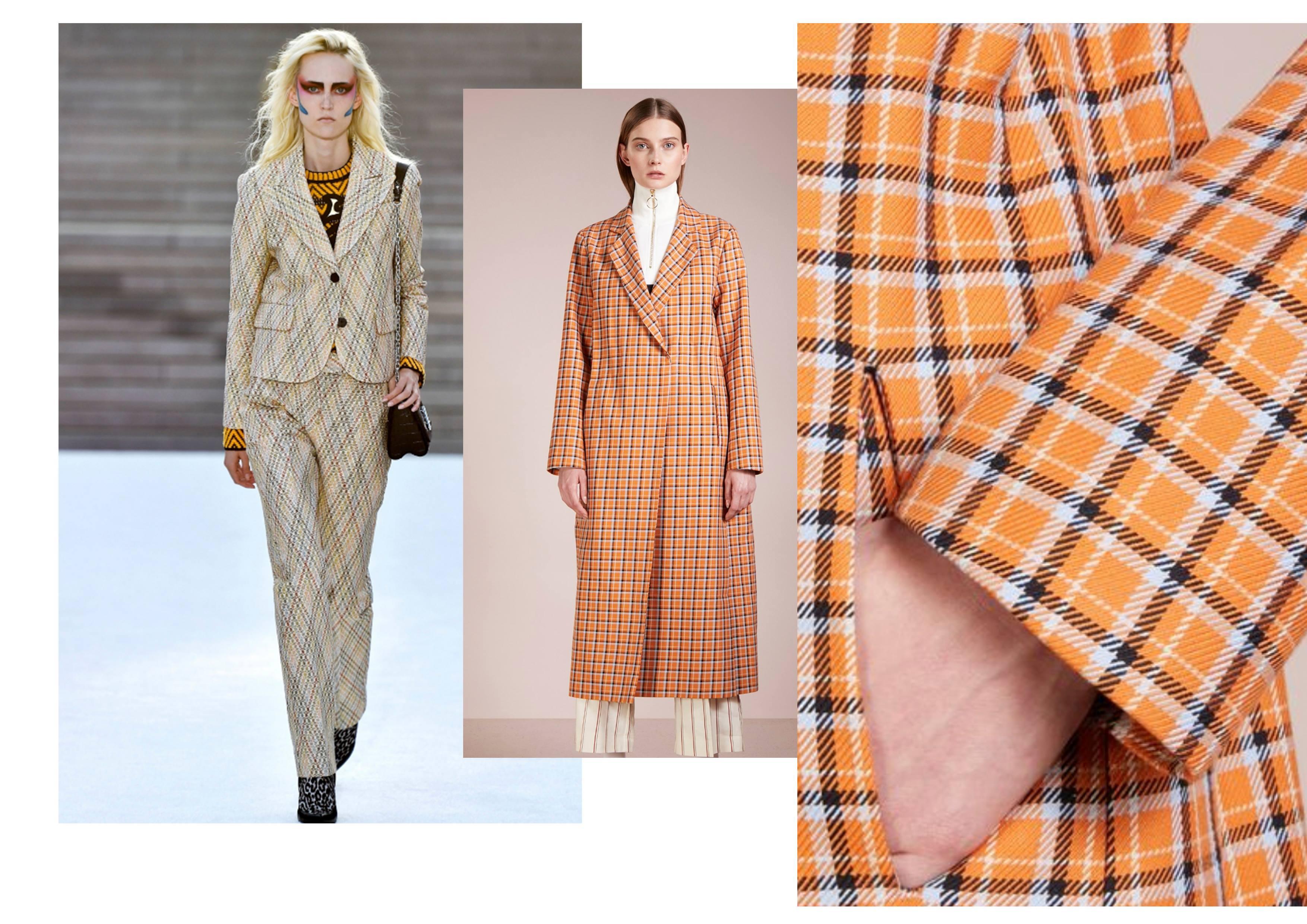 Louis Vuitton og Holzweiler rutemønster