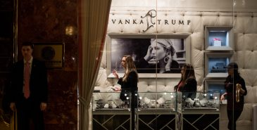 ivanka trump for new york times