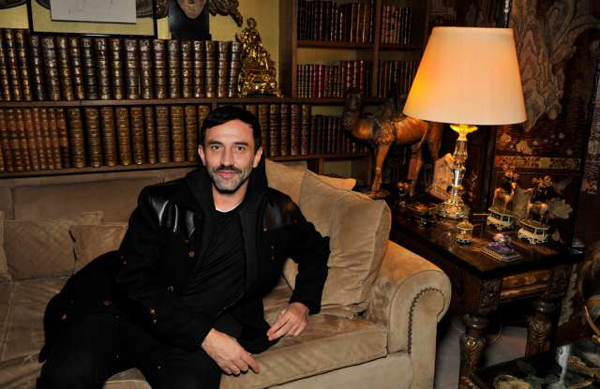 Riccardo Tisci ruster Burberry for fremtiden