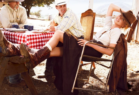vogue cowboy boots