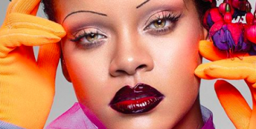 Rihanna på vogue-forsiden