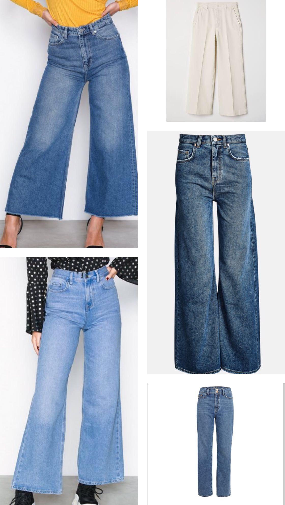 jeans budsjett
