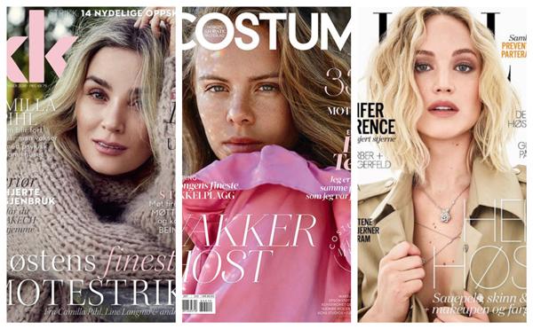 Lesertallene til norske kvinnemagasiner er klare