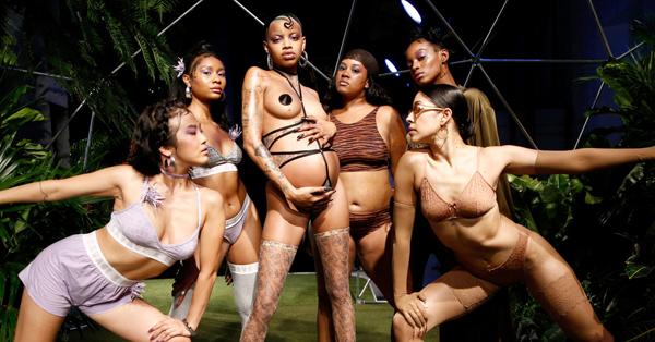 Rihanna Fenty NYFW