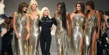 Michael Kors vil kjøpe Versace