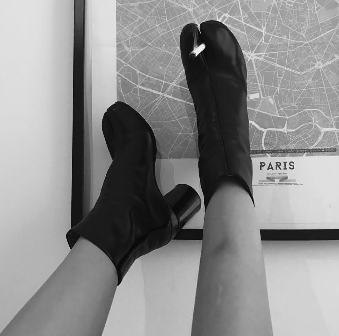 ingrid tabi boots