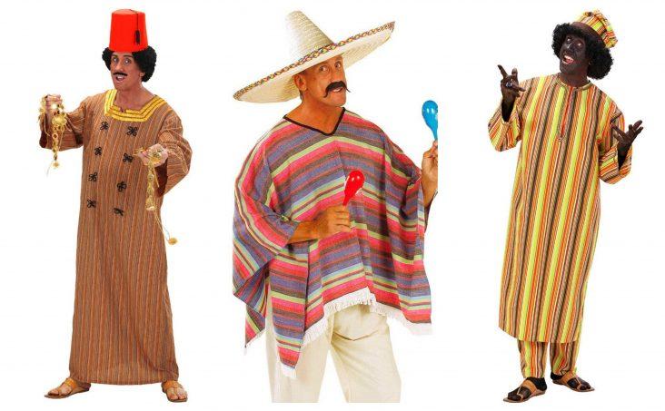 Rasistiske kostymer fra Superkul.no