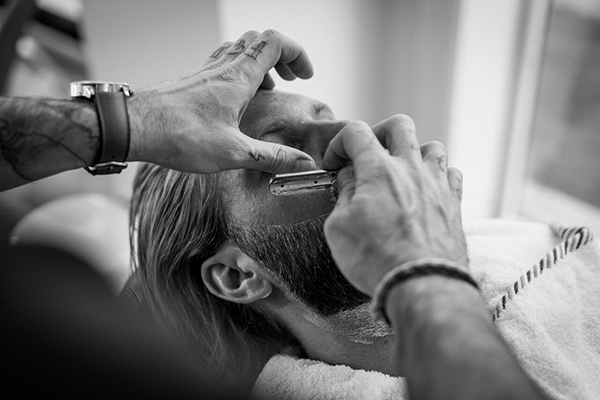 101 Barbers på Majorstua