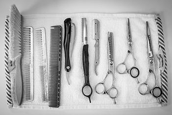 Barberutstyr