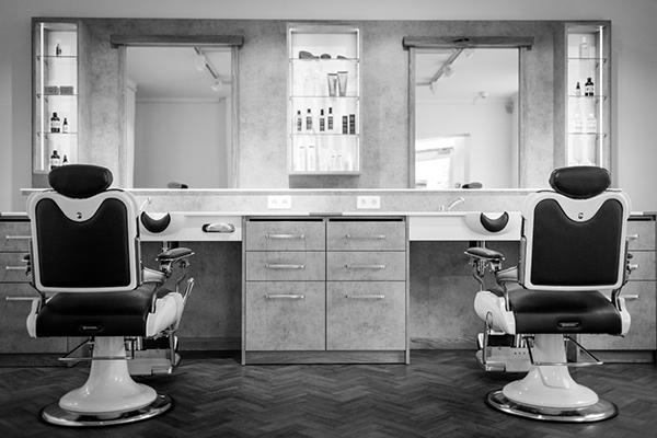 101 Barbers på Majorstua.