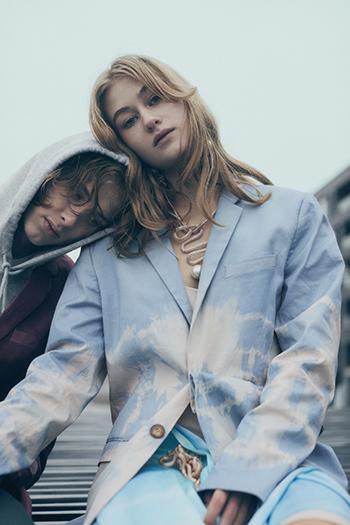 Cathrine Børter i FWSS har re-designet for H&M