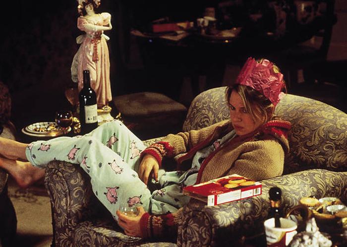 Bridget Jones Dagbok.