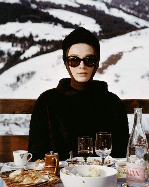 Audrey Hepburn i Charade