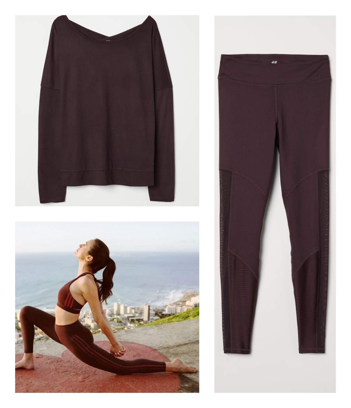 M&H Toppliste: Yogatøy