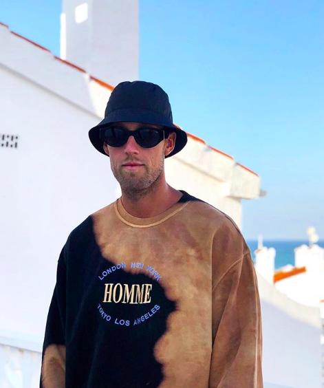 Fredrik Josefsson hos Yme gir sin mening om resale og sneakers