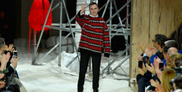 raf simons(Photo by Slaven Vlasic/Getty Images)