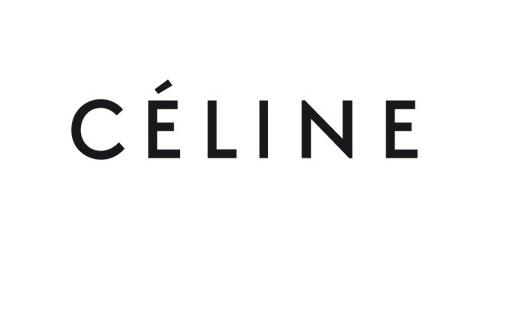 Celine sin gamle logo med apostrof