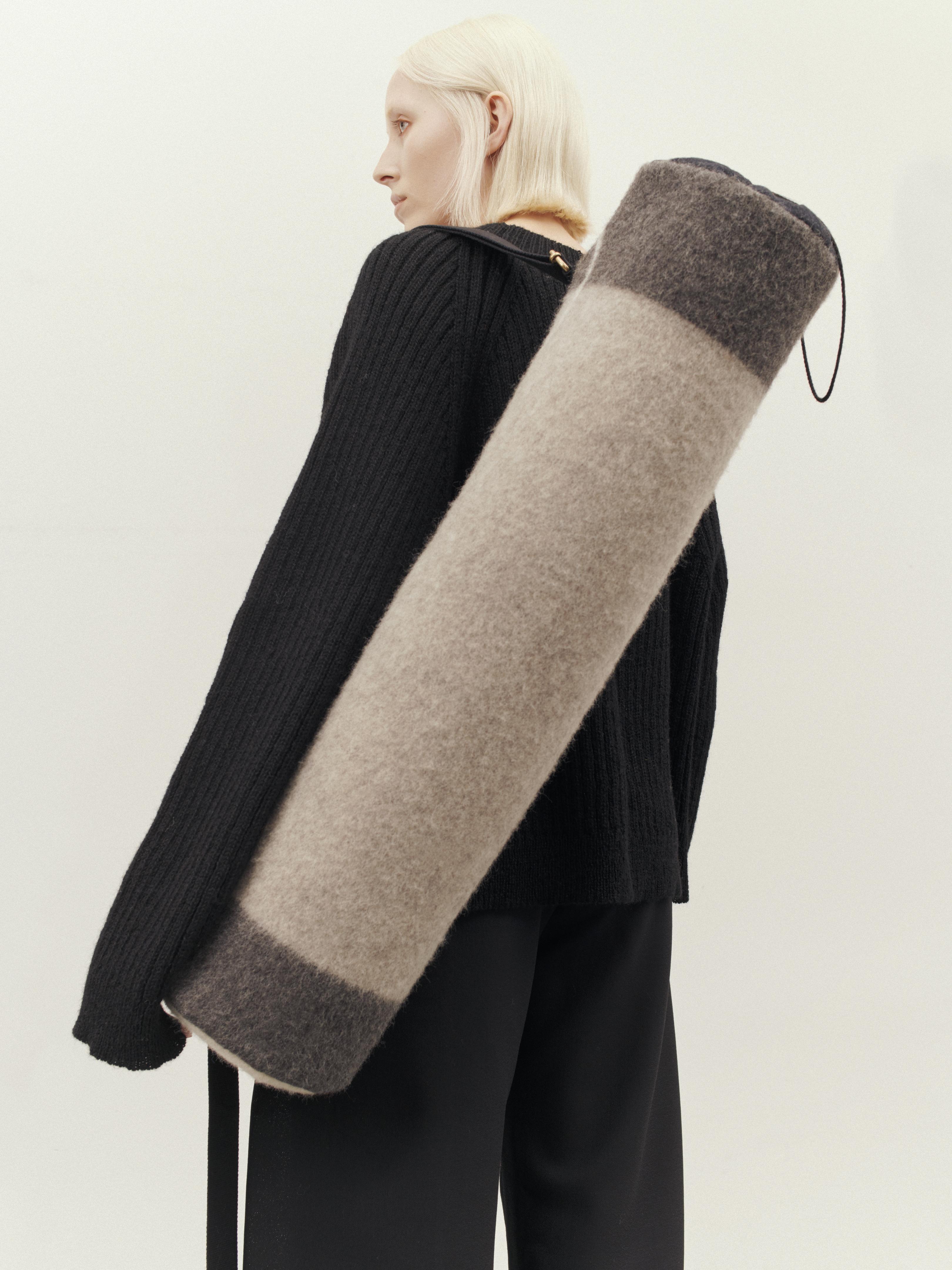 bag i ull fra esp og røros tweed