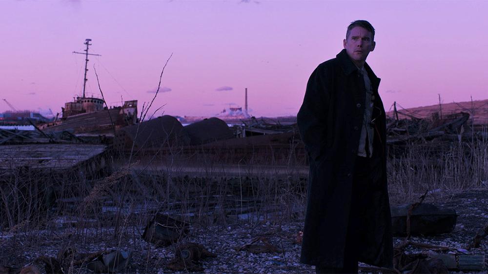 bilde fra filmen first reformed