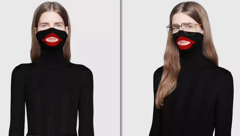 Gucci blackface