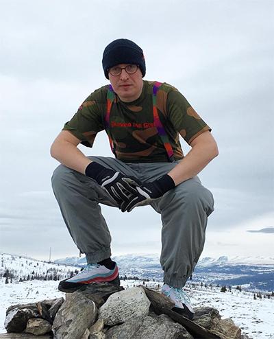 Anders Lindholm har tidligere solgt Carhartt hos Stress.