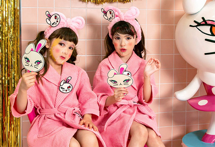 K-beauty sikter seg inn mot små barn i Sør-Korea. Men hvor bør grensen mellom barn og make-up gå?