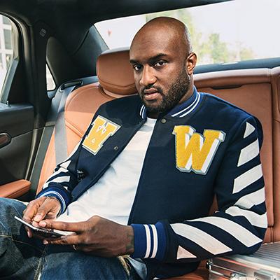 Virgil Abloh er sjefdesigner i Louis Vuitton