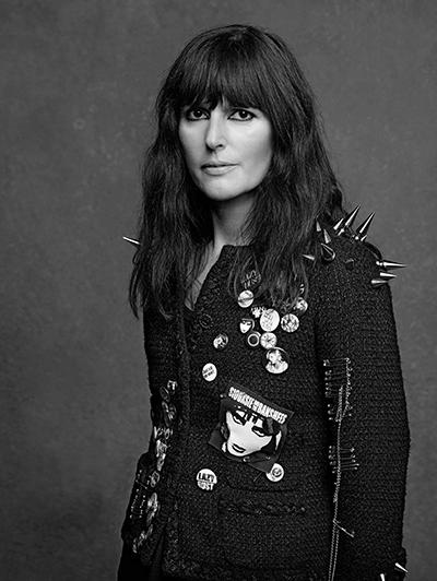 Virginie Viard er den nye sjefdesigneren i Chanel