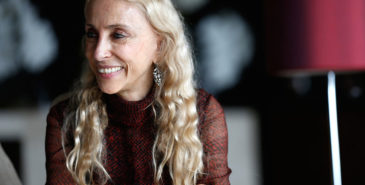franca sozzani. foto fra getty images