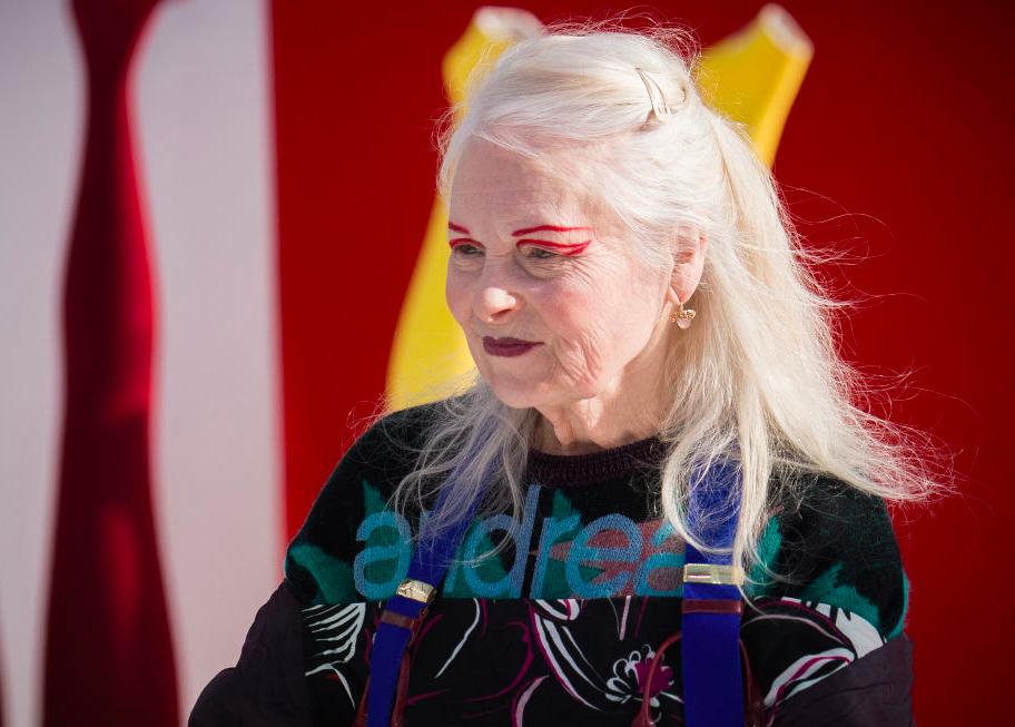 Vivienne Westwood. foto: getty images